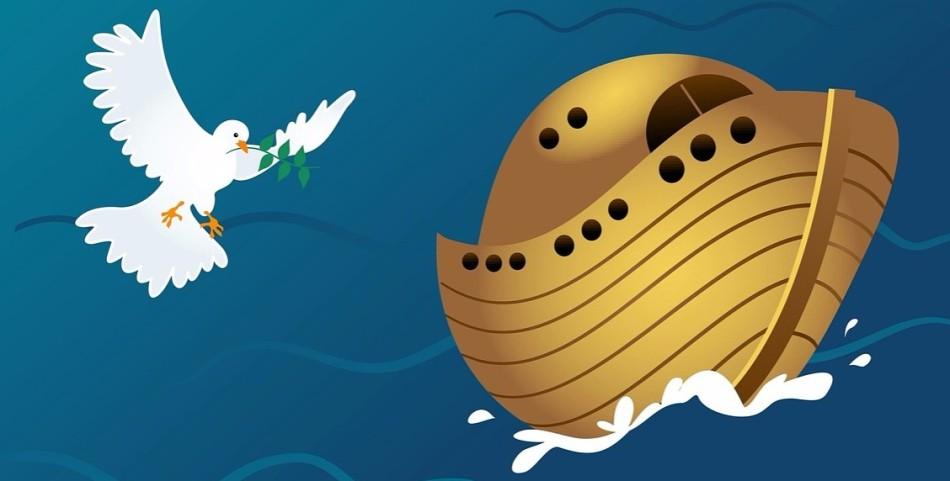 El arca de Noé era una pirámide