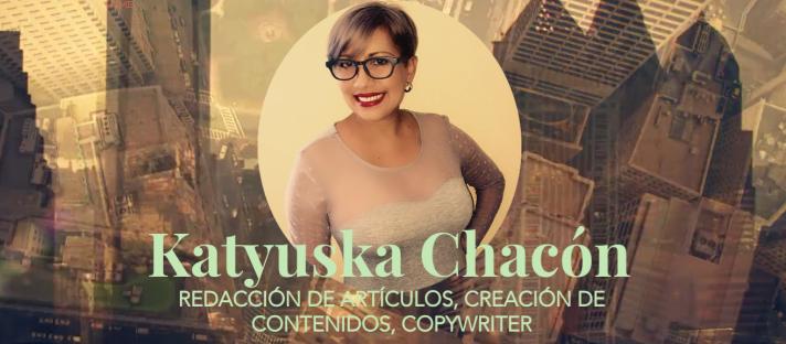 Presentación de Katy Tipo Blog