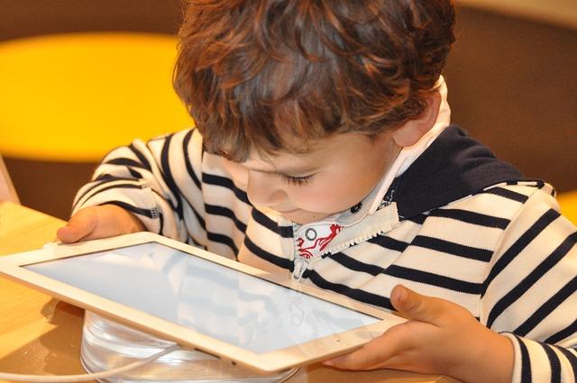 Hay que limitar la tecnología en los niños