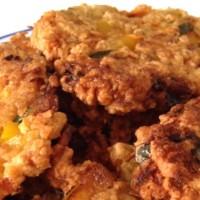 Croquetas de avena y verduras, el acompañamiento perfecto de tus comidas