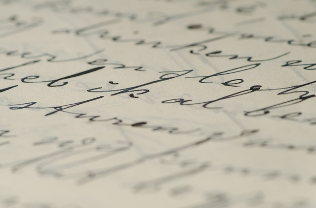 Tu letra expresa tu personalidad