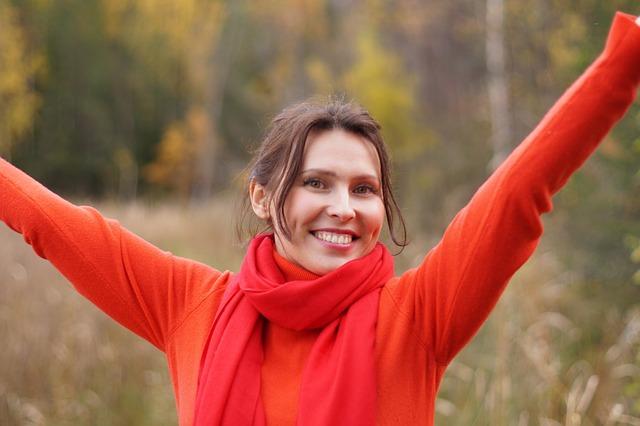 Ser positiva y agradecida, la clave para ser feliz