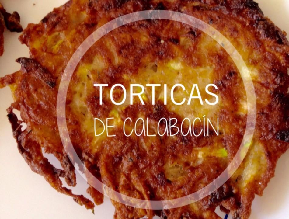 exquisitas torticas de calabacín