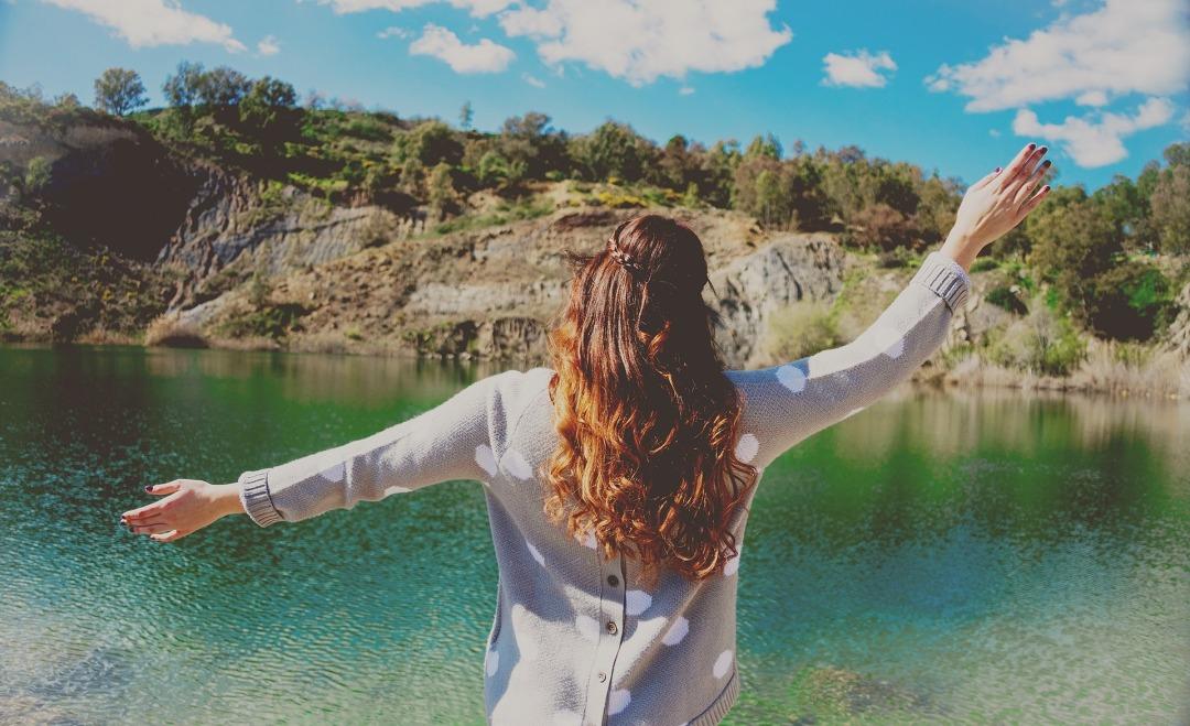 Agradecer y ser positivo la clave para ser feliz