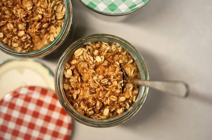 La avena excelente carbohidrato para adelgazar