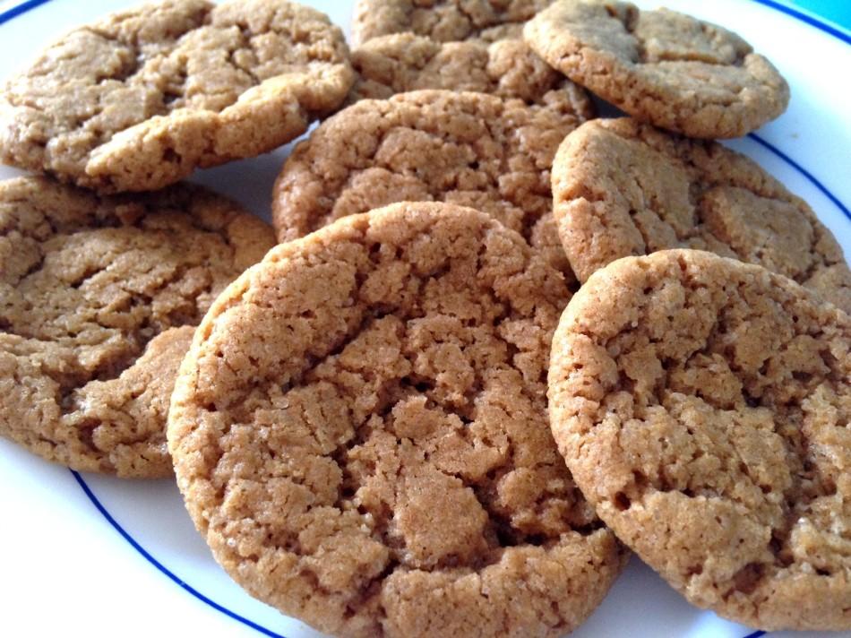 demasiado ricas estas galletas de mantequilla