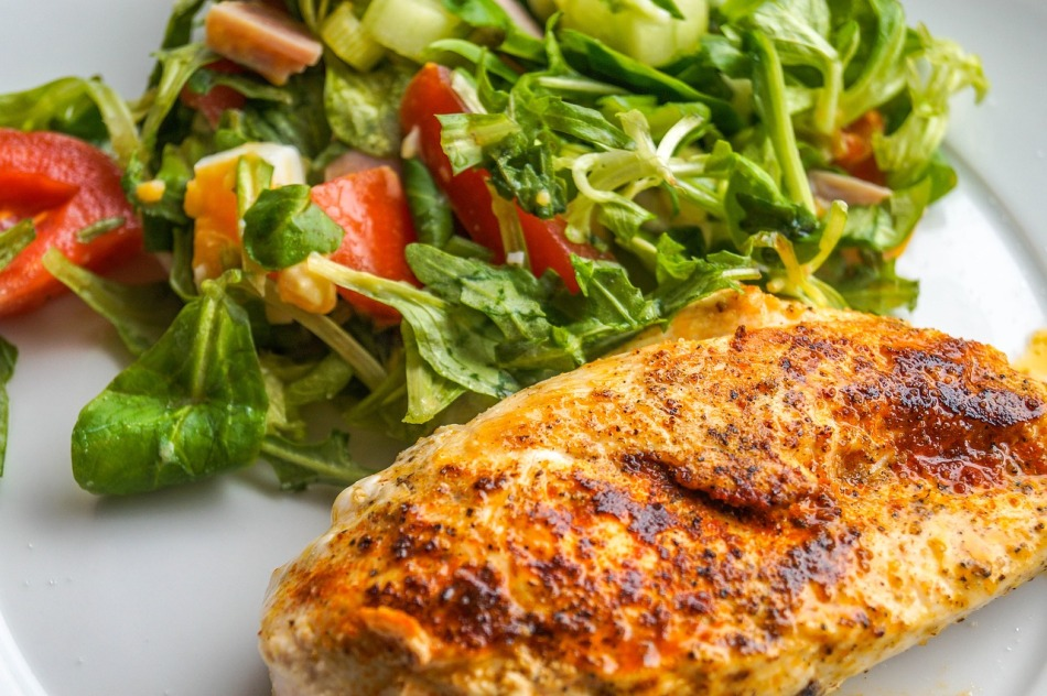 almuerzos y cenas sencillas para bajar de peso
