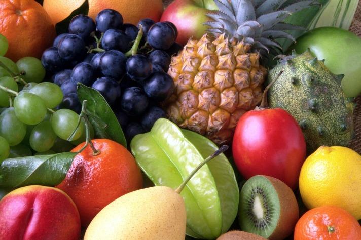 frutas en la mañanas para bajar de peso